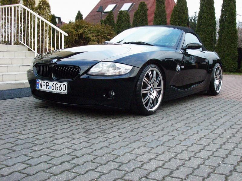 19 Quot E46 M3 Wheels On A Z4 Page 2 Z4 Forum Com