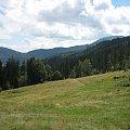Skrzyczne (1257 m.), przeł. Siodło (746 m.) i Skalite (863 m.) z przeł. Karkoszczonka (723 m.) #góry #Beskidy #BeskidŚląski #Szczyrk #Skrzyczne
