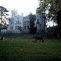 Pałacyk w Myśliborzu #DolnyŚląsk #jawor #myślibórz #krajobraz #przyroda #WąwózMyśliborski #rataj