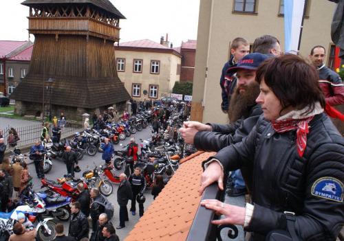 Bochnia - Msza Św. na rozpoczęcie sezonu motocyklowego #Harley #Davidson #Bochnia