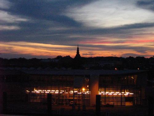 Ystad #ZachódSłońcaYstad