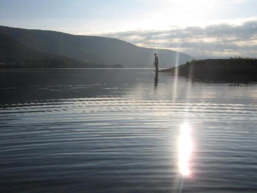 ...na brzegu jeziora #jezioro