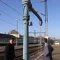 14 kwietnia 2007r. w Bydgoszczy gościł angielski parowóz. Oto zdjęcia z tej nietypowej wizyty. #GWR #GREAT #WESTERN #Bydgoszcz #kwietnia #parowóz #tendrzak #Filip #Bebenow #Sieradzki #żuraw #wodny