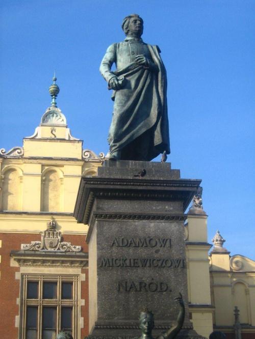 Adaś M. #Mickiewicz