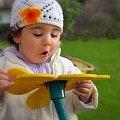 :-o... #baby #mała #wiktoria #dziecko #dzieci #family #kids #oczy #uśmiech #Wiosnakwiecień2007