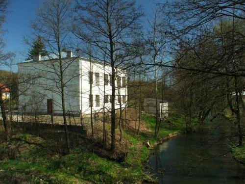 Remiza OSP w Wierzchoniowie #Wierzchoniów #Bystra #rzeka