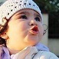 #baby #mała #wiktoria #dziecko #dzieci #family #girls #kids #oczy #uśmiech #Wiosnakwiecień2007