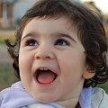 Czy jest coś piękniejszego , niż uśmiech dziecka ..... #baby #mała #wiktoria #dziecko #dzieci #family #kids #oczy #uśmiech #Wiosnakwiecień2007
