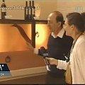 Urszula Rzepczak - materiał w Wiadomościach TVP, o Alberobello we Włoszech. 1.05.2007, TVP1. www.3ddk.prv.pl #Wiadomości #wiadomosci #WiadomościTVP #WiadomościTVP1 #TVP #TVP1 #TelewizjaPolska