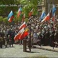 Relacja z obchodów święta 3-go maja w Łodzi - TVP3 Łódź. #TVP #TelewizjaPolska #TelewizjaŁódź #TVP3 #TVP3Łódź