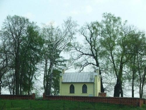 Kapilca Wesslów w Żyrzynie #kościół #Żyrzyn