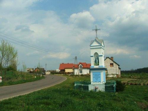 Kapliczka w Opoce #Opoka #kapliczka