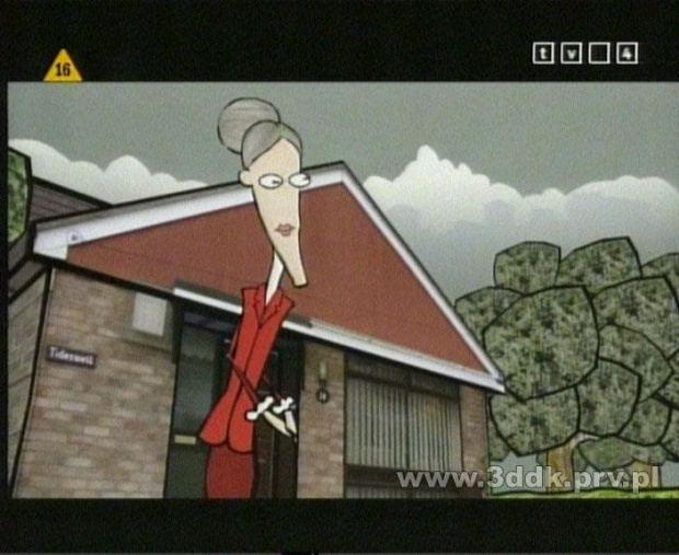 Włatcy móch, TV4