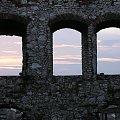 Zachód słońca w Ogrodzieńcu. #ZachódSłońca #zamek #Ogrodzieniec