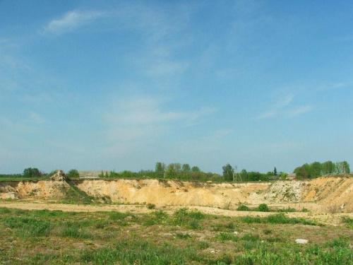 Kopalnia piachu #Trzcianki #kopalnia #piach
