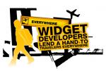 Logo konkursu widżetowego
