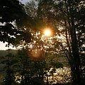 #natura #przyroda #nature #DerNatur #ZachódSłońca #sunset #DerSonnenuntergang #jezioro #lake #DerSee #drzewo #tree #DerBaum