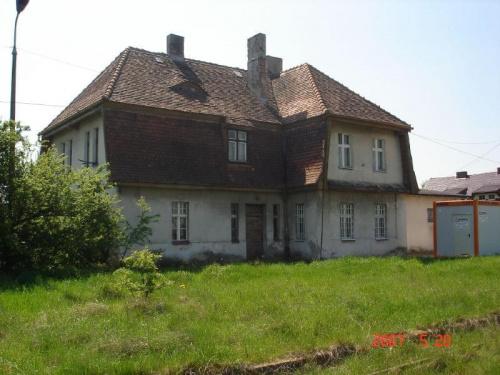 Dworzec w Kokoszkach