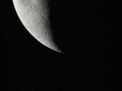 Księżyc 21.05.07 #Księżyc